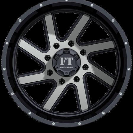 FT1 Black polish front