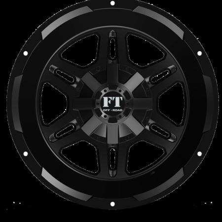 FT-3 BLACK FRONT