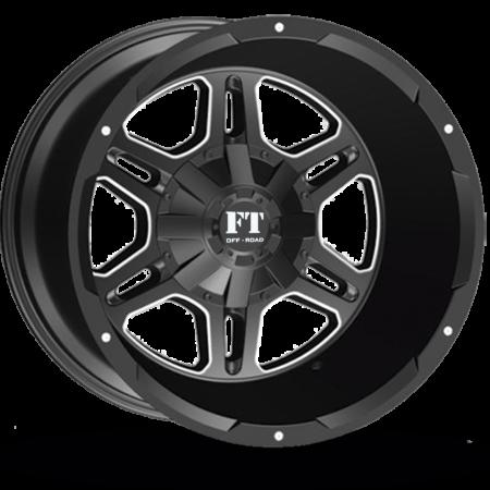 FT-3 BLACK MILLED SIDE