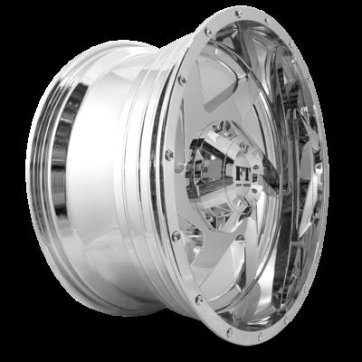 FT6052 Chrome side wheel