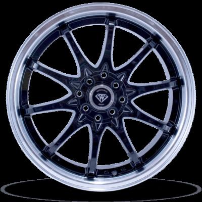 G1018-black-center-polish-lip-front-wheel-768x768