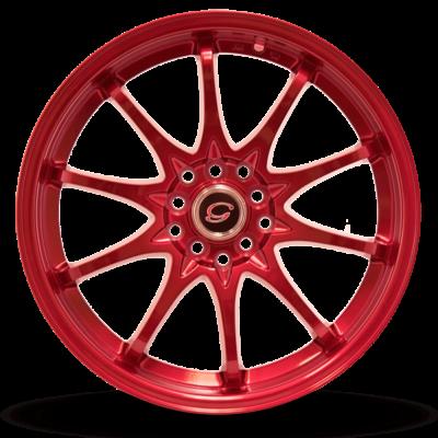 G1018-metallicredfront