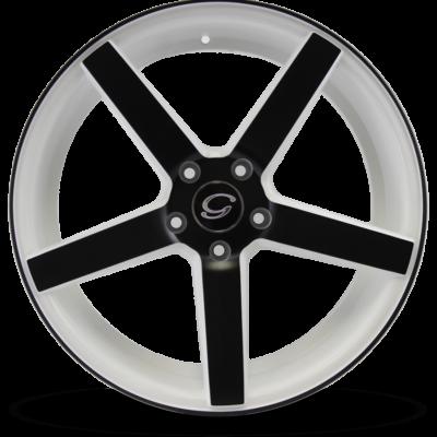 G5178 WHITE BLACK