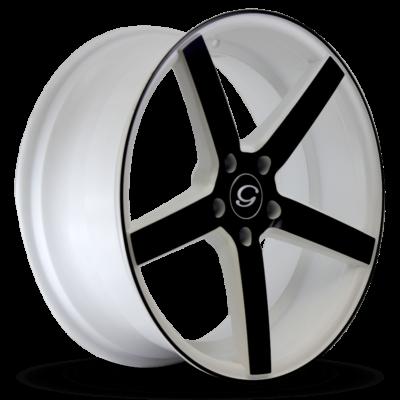 G5178 WHITE BLACK SIDE