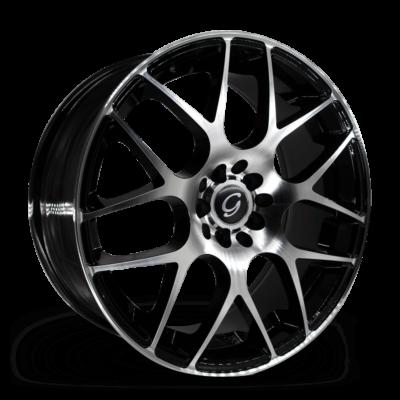 G 0056 Black polish Side