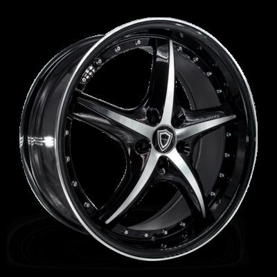 C5193 Black Polish