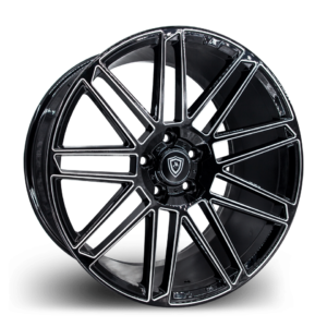 m3767 Black Milled