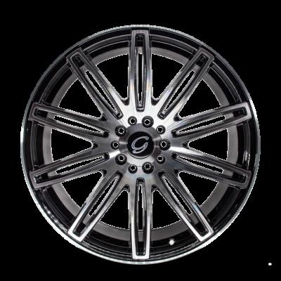 G1043 Black Polish