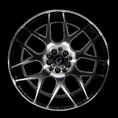 G 0056 Black polish Front