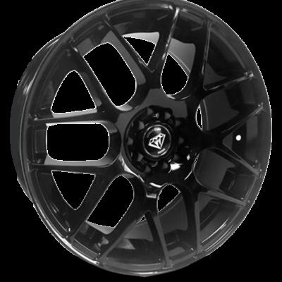 g0056 glossy BLACK Side
